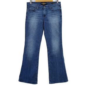 Lucky Brand Leslie Sweet N Low Bootcut Jeans 8 29
